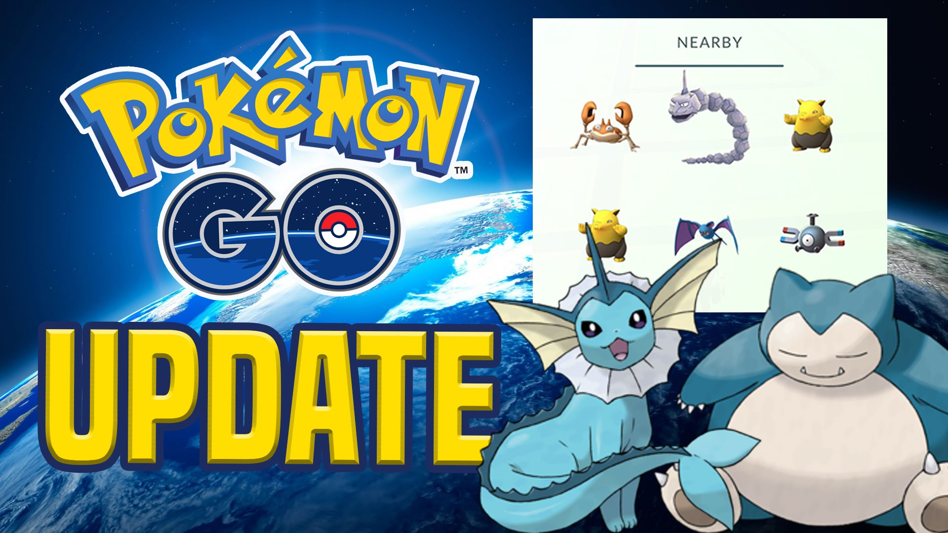 Pokemon Go Update Ios 110 Google Play 0310 3 Step Glitch