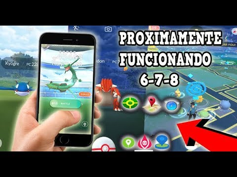 hack de pokemon go android