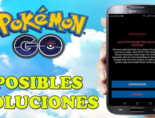 How to solve problem of pokemon go game || failed to detect