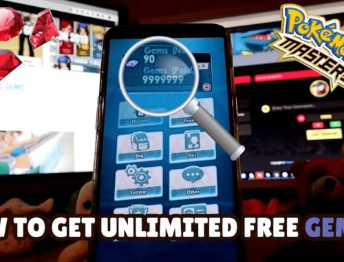 Pokemon Masters Hack 2019 to get unlimited Gems cheats tool[Tutorial]