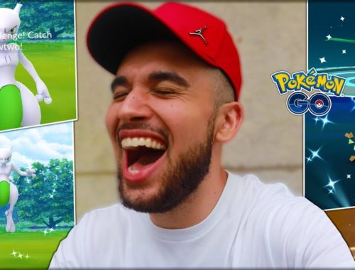 I WORKED SO HARD TO GET THIS! (Pokémon GO)