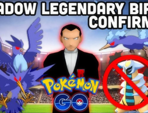 Shadow Legendary Pokémon confirmed in Pokemon GO | RNG is not random discussion