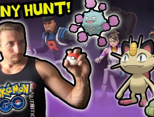 *LIVE* SHINY SHADOW HUNT! POKEMON GO!