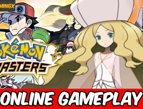 Pokemon Masters (Mobile) Take Down Caitlin: Round 2!