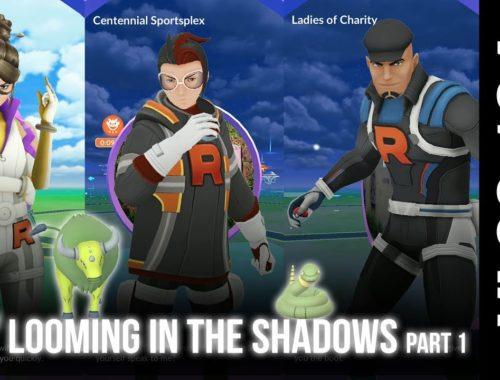 Pokémon GO Vlog 163: Looming in the Shadows Part 1: How to Beat Sierra, Cliff and Arlo