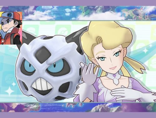 Pining for the coolest MILF in town | Pokemon Masters Glacia Banner