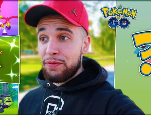 WHAT KIND OF LUCK IS THIS! (Pokémon GO)