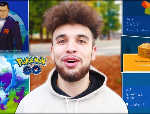 THE TIME HAS COME! (Pokémon GO)