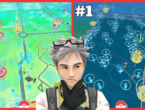 TOP 5 BEST POKESTOP CLUSTERS IN POKEMON GO! Gain XP And Stardust Quickly!