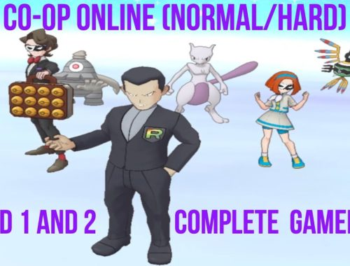 Pokemon Masters: Take Down Giovanni! Round 1 and 2 | Random Co-op Online (Normal/Hard) Gameplay