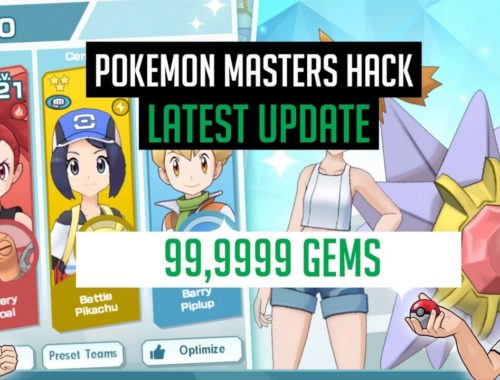 Pokemon Masters Mod Apk 1.1.0 🎃 Capture Mew by using Master Code cheat for Pokemon Ash Grey