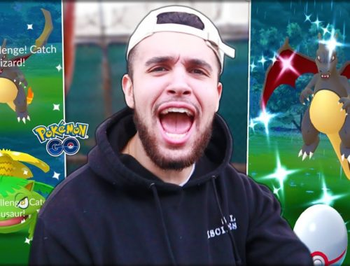MY GREATEST CATCH OF ALL TIME! (Pokémon GO)