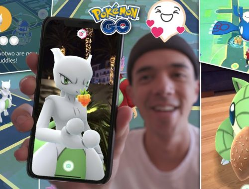 HOW TO USE THE NEW BUDDY ADVENTURE IN POKÉMON GO!